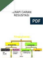 CAIRAN RESUSITASI