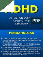 ADHD - Dr Iskandar