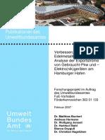 Verbesserung der Edelmetallkreisläufe Analyse der Exportströme von Gebraucht-Pkw und Elektro(nik)geräten am Hamburger Hafen.pdf