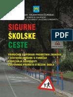 Sigurne Skolske Ceste - Brosura