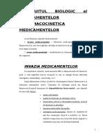 Circuitul Biologic Al Medicamentelor