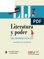 Literatura, Poder y Censuras en la  LIJ