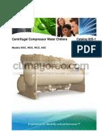 Chiller McQuay WSC (200-1250ton) WDC(400-2500ton) Chiller centrifugo_enfriado_por_agua.pdf
