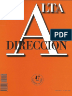 Articulo Revista Alta Direccion Te Gusta Dirigir