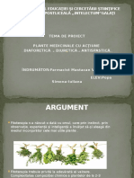 Plante Med Diaforetice