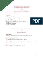 Testi Liturgici Giovanni Paolo II