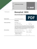 Basophob WDS- Engleza