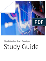 MapR Certified Spark Developer Study Guide (MCSD)
