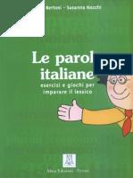 135116576 Le Parole Italiane