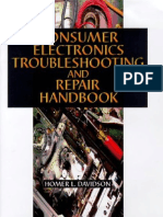 Adi Carte Consumer Electronics Troubleshooting and Repair Handbook 1202 Pag Depanare Practica