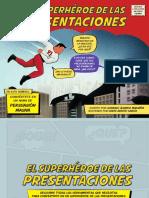 29612 El Superheroe de Las Presentaciones