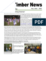 The Timber News, June 2010