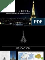 Analisis de la Torre Eiffel