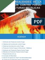 Mitos y Realidades de La Protección Contra El Fuego en Estructura Metálica