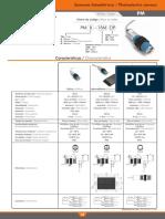 Catalogo Sensores Fotoeletricos Metaltex