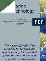 Marine Biotechnology 1