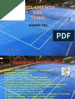 Reglamento Del Tennis