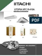Hmus-rpcar002 Rev02 Agosto2016 Utopia Hfc R-410a1