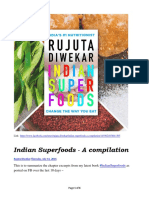 Indian Superfoods - A Compilation--Rujuta_Diwekar