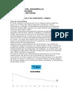 Chile y Su Contexto, Parte 1-2