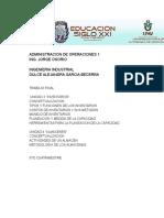 Trabajo Final Administracion de Operaciones (Autoguardado)