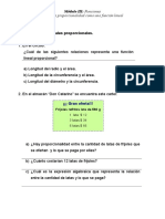 Tarea Funciones Lineales Proporcionales Corregida