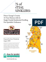 Prince George's County 15-year study report