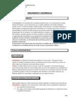 Guías Pediátricas de Crecimiento y Desarrollo
