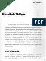 Ameacas a Diversidade Biologica Cópia