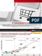 Data File E Tailing Market in India