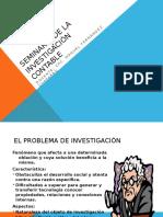 Problema de Investigacion 2da Clase