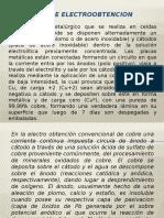 9. Plantas de Electroobtencion
