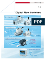 Smc Flow Switch
