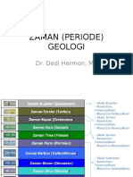 Zaman (Periode) Geologi-ke 2