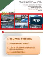 CIMB Securities Indonesia - Ritz Carlton Jkt