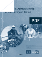 Quality in The Apprenticeship in the EU