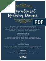 GRCC Intercultural Holiday Dinner_71049