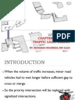 CHAPTER 3 PART 2 Traffic Light Design