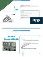 Catalogo de Acero