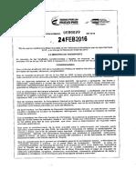 Resolusion Avaluo Vehicular 2016 (Resolución 0829)
