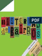 História de Bairros de Belo Horizonte - Leste
