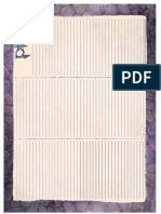 Ptolus Notes