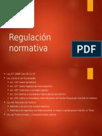 Regulación-normativa