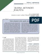 51-60-Satalic-2-2011Proteini i Tjelesna Aktivnost Količina i Kvaliteta