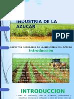 Industria de La Azucar
