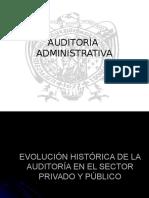 Cap. i Auditorìa Administrativa