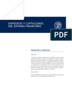 Depositos Captaciones Sistema Financiero