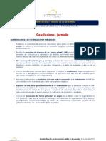 CONCLUSIONES de Jornada expertos en observación y análisis de la seguridad
