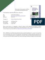 Chemical Engineering Journal Volume issue 2016 [doi 10.1016_j.cej.2016.06.027] Suhadolnik, Luka; Pohar, Andrej; Likozar, Blaž; Čeh, Mira
