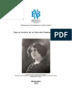 Guia de archivo de la coleccion - Delmira Agustini.pdf